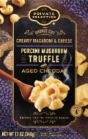Private Selection® Bronze Cut Porcini Mushroom Truffle with Aged Cheddar Creamy Macaroni & Cheese