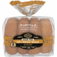 Private Selection® Sugar Free 100% Whole Wheat Hot Dog Buns