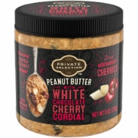 Private Selection White Cherry Cordial Nut Butter - 9 oz