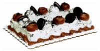 Bakery Fresh Oreo Buttercream Sheet Cake