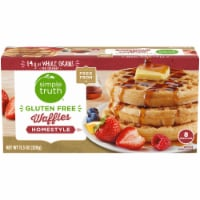 Simple Truth® Gluten Free Homestyle Waffles - 8 ct / 11.3 oz