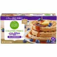 Simple Truth® Gluten Free Blueberry Waffles - 8 ct / 11.3 oz