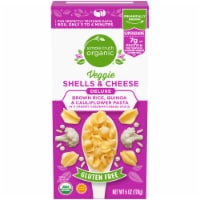Simple Truth Organic™ Deluxe Veggie Shells & Cheese