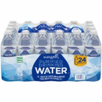 Mariano's® Purified Drinking Water - 24 bottles / 16.9 fl oz