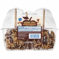 Kroger® Caramel Apple with Peanuts & Chocolate Chips 3 Count