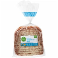 Simple Truth Organic® Rustic Sliced Country White Bread - 17.6 oz