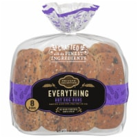 Private Selection® Everything Hot Dog Buns