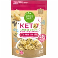 Simple Truth™ Keto Three Seed Cheese Crisps