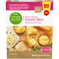 Simple Truth™ Three Cheese Omelet Bites