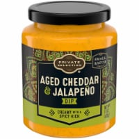 Private Selection™ Aged Cheddar & Jalapeno Dip