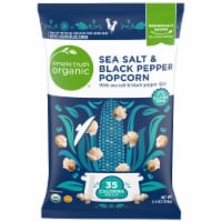 Simple Truth Organic® Sea Salt & Black Pepper Popcorn