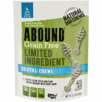 ABOUND™ Grain Free Limited ingredient Dental Chews
