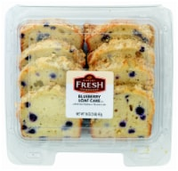 Bakery Fresh Goodness Blueberry Sliced Loaf Cake