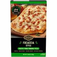 Private Selection Focaccia Style Rustic Pinsa Romana Frozen Pizza