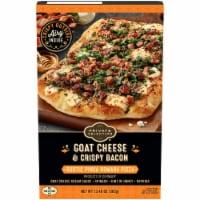 Private Selection® Goat Cheese & Crispy Bacon Rustic Pinsa Romana Pizza