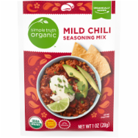 Simple Truth Organic™ Mild Chili Seasoning Mix