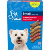 Pet Pride® Meaty Flavors Variety Small Dog Treats