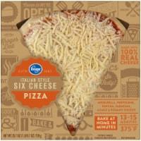 Kroger® Italian Style Six Cheese Pizza - 25.7 oz