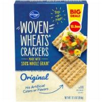 Kroger® Woven Wheats® Original Crackers