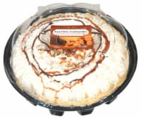 Private Selection Salted Caramel Chocolate Almond Cream Pie