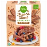 Simple Truth Organic™ Cinnamon French Toast Sticks