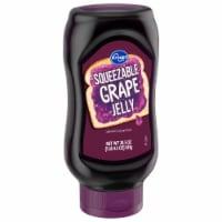 Kroger® Squeezable Grape Jelly - 20.5 oz