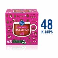 Kroger® Light Roast Hazelnut Coffee K-Cup Pods - 48 ct