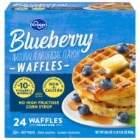 Kroger® Blueberry Waffles