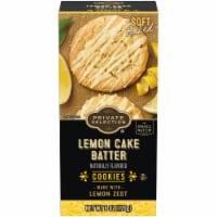 Private Selection® Cake Batter Cookies - Lemon