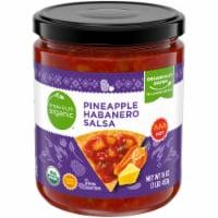 Simple Truth Organic® Pineapple Habanero Salsa