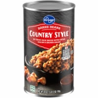 Kroger® Country Style Baked Beans - 28 oz