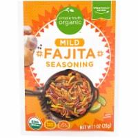 Simple Truth Organic™ Mild Fajita Seasoning Pouch