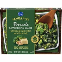 Kroger® Family Size Broccoli & Parmesan - 22 oz