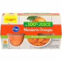 Kroger® Mandarin Orange Fruit Cups