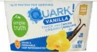 Simple Truth™ Quark! Vanilla Yogurt - 5.3 oz