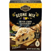 Private Selection™ Meyer Lemon & Blueberry Naturally Flavored Scone Mix