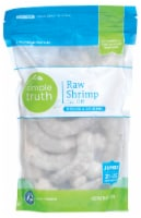 Simple Truth™ Peeled & Deveined Jumbo Raw Shrimp