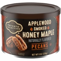 Private Selection® Applewood Smoked Maple Honey Pecans - 8 oz