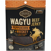 Private Selection™ Peppercorn & Whiskey Wagyu Beef Jerky