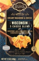 Private Selection® Wisconsin 5 Cheese Blend Macaroni & Cheese - 12 oz