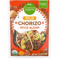 Simple Truth Organic™ Mild Chorizo Spice Blend - 1.25 oz
