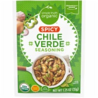Simple Truth Organic™ Spicy Chile Verde Seasoning - 1.25 oz