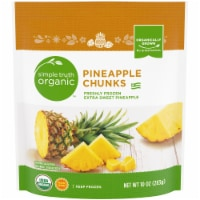 Simple Truth Organic Pineapple - 10 oz
