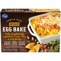 Kroger® Migas Scrambles Egg Bake Frozen Meal Family Size - 17.7 oz