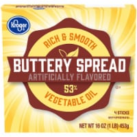 Kroger® Buttery Spread Sticks 4 Count