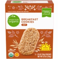 SimpleTruth Organic™ Oat Breakfast Cookies