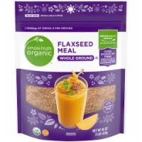 Simple Truth Organic™ Whole Ground Flaxseed Meal