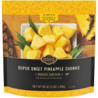 Private Selection® Super Sweet Pineapple Chunks - 48 oz
