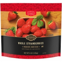 Private Selection® Frozen Whole Strawberries - 4 lb