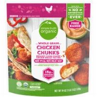 Simple Truth Organic™ Whole Grain Chicken Chunks